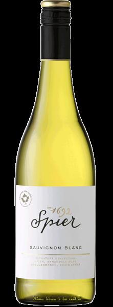 Spier Signature Sauvignon Blanc 2018