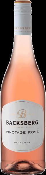 Backsberg Pinotage Rosé 2019