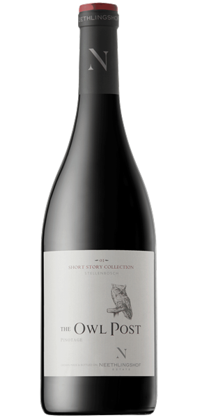 Neethlingshof The Owl Post Pinotage 2016 MAGNUM