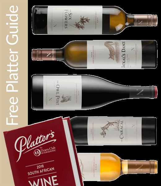 Neethlingshof Short Story Collection plus John Platter Wine Guide