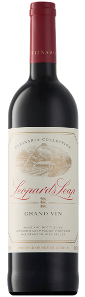 Leopard's Leap Culinaria Grand Vin 2016