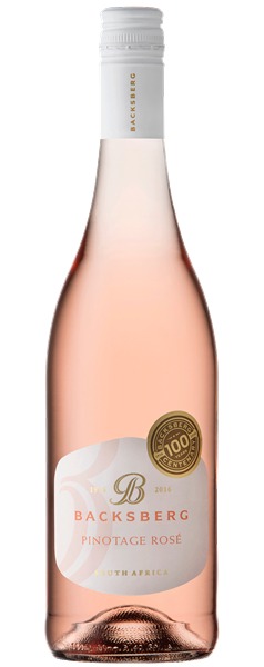 Backsberg Pinotage Rosé 2018