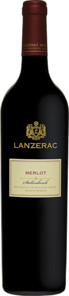 Lanzerac Merlot 2016