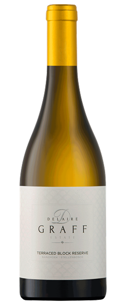 Delaire Graff Chardonnay Terraced Block Reserve 2016