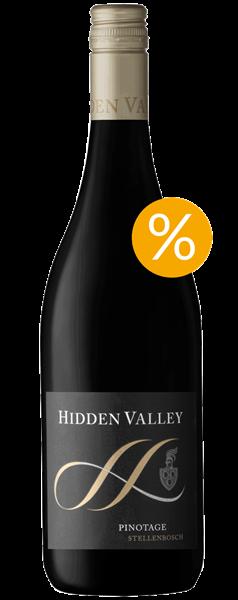 Hidden Valley Pinotage 2014