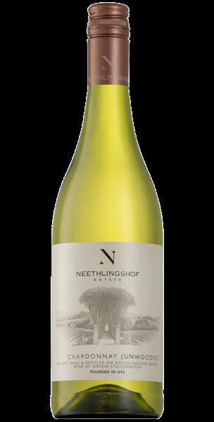 Neethlingshof Unwooded Chardonnay 2018
