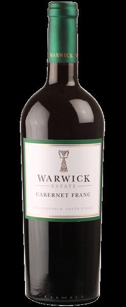 Warwick Cabernet Franc 2014