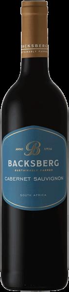 Backsberg Cabernet Sauvignon 2017
