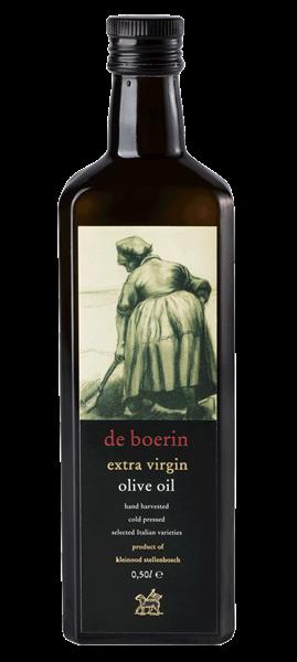 Kleinood De Boerin Extra Virgin Olivenöl