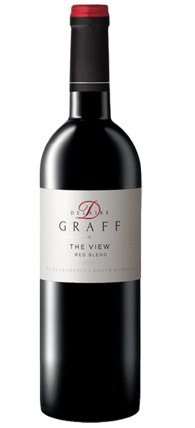 Delaire Graff The View Red Blend 2017