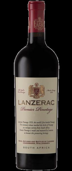 Lanzerac Pionier Pinotage 2016
