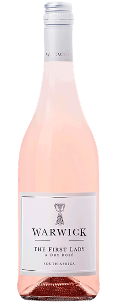 Warwick The First Lady Rosé 2017