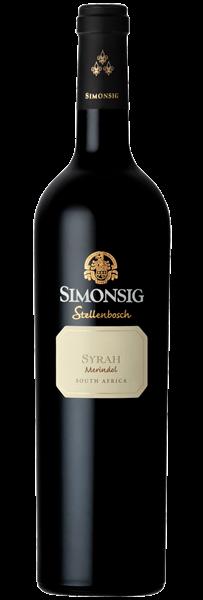 Simonsig Syrah Merindol 2015