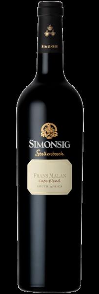 Simonsig Frans Malan Cape Blend 2015