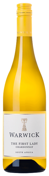 Warwick The First Lady Unoaked Chardonnay 2018