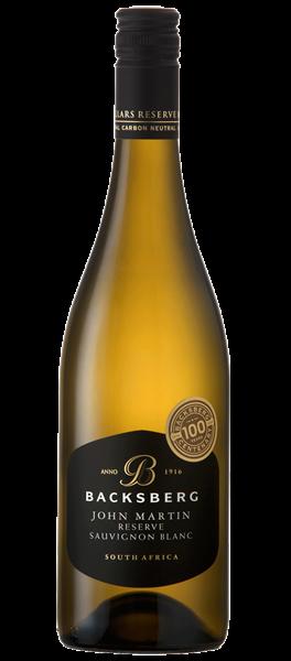 Backsberg John Martin Reserve Sauvignon Blanc 2017