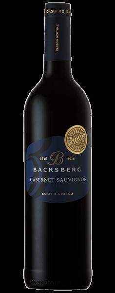Backsberg Cabernet Sauvignon 2016