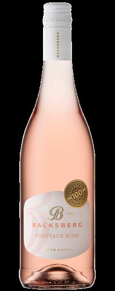 Backsberg Pinotage Rosé 2017