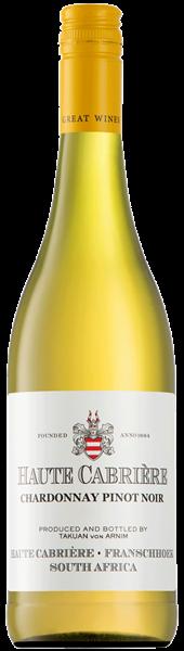Haute Cabrière Chardonnay/Pinot Noir 2017