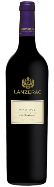 Lanzerac Pinotage 2016