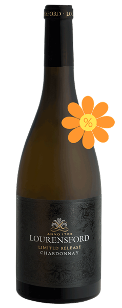 Lourensford Limited Release Chardonnay 2017